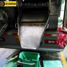 牡丹江干湿分离吸污车厂家图片