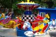 质优价廉的小型儿童游乐设备公园游乐设备飞马(FM-12)
