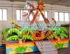 六一好玩的设备三星游乐设备厂家直销儿童游乐设备庙会游乐设备豪华迷你海盗船(HHMNHDC-5)