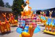 广州三星儿童游乐设备公园游乐设备DST-12人袋鼠跳引领潮流