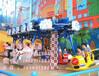 沈阳三星新型游乐设备儿童游乐设备公园游乐设备FHQB-16飞虎骑兵飞一般的感觉
