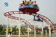 大型室外游乐设备冲浪旋艇三星厂家报价公园游乐设备儿童游乐设备