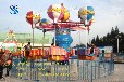 郑州三星厂家主营产品桑巴气球儿童游乐设备公园游乐设施