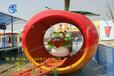 三星游乐设备厂家电弧青虫滑车中型游乐设备儿童游乐设备