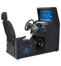 做什么小本生意挣钱学车之星汽车驾驶模拟器市场广阔图片