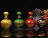供应红色原浆一斤装酒瓶酒坛批发景德镇陶瓷白酒瓶厂家