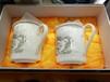 白瓷茶杯批发定制加字陶瓷杯景德镇陶瓷茶杯厂家直销