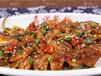 鐵板魷魚的做法學習西安街邊小吃鐵板魷魚油炸培訓
