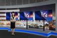 凯利通抠像虚拟制作设备TystStudio三维虚拟演播室技术节目制作播出设备