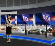 凯利通抠像虚拟制作设备TystStudio三维虚拟演播室技术节目制作播出设备图片