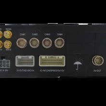 高清车载数字网络摄像机MDR9208