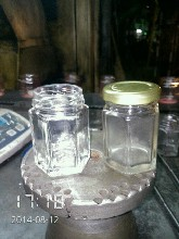 达州酸奶玻璃瓶_达州水培玻璃瓶