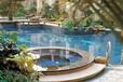 防滑实用陶瓷马赛克-专用水池喷泉工程池底拼图马赛克