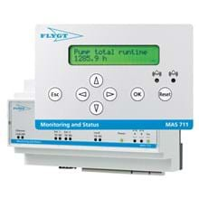 Flygt水泵配套MAS711监控系统,飞力水泵监控系统MAS711价格