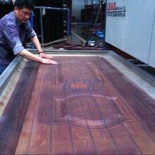 防盗门木纹转印机真空木纹转印机山东转印机厂家图片
