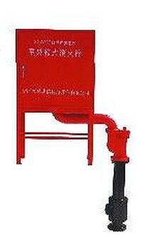 SWG32D自泄式防凍型室外箱式消火栓