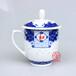 玲珑茶杯厂家景德镇玲珑水杯陶瓷杯子工厂加工订做陶瓷杯