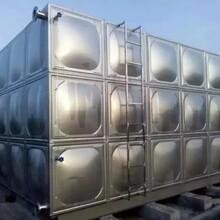 不銹鋼水箱304不銹鋼水箱北京水箱廠家直銷玻璃鋼水箱報價圖片