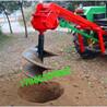 水泥杆挖坑机
