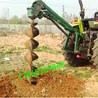 三點懸掛牽引式挖坑機