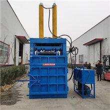 重庆双桥立式100吨编织袋废纸液压打包机厂家图片