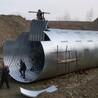 山西镀锌波纹涵管隧道金属钢波纹涵管排水道