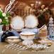陶瓷餐具价格釉中彩陶瓷餐具批发高中低档陶瓷餐具