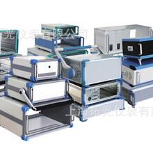 金屬外殼,鋁合金機箱,CPCI插箱,3u19英寸鋁型材機箱圖片