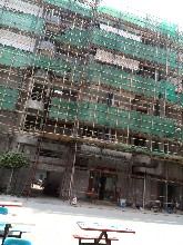 南沙区厂房砌墙隔断墙施工,厂区地面抬高铺地砖,厂房外墙翻新贴瓷砖,厂房防水补漏