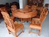 西安中式餐桌_紅木餐桌_老榆木餐桌_餐廳餐桌批發