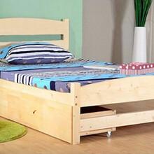 重庆实木上下床单人宿舍家具按要求定做图片
