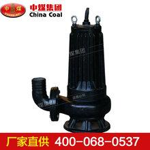 WQS型潜水排污泵WQS型潜水排污泵性能参数图片
