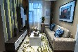 沈阳软装设计_精装房装饰_现代简约风格家具搭配
