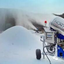 河南卖造雪机的厂家诺泰克自制造雪机价格图片