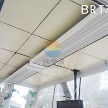 全国供应远红外电热板,远红外电热幕,工厂电加热采暖设备,高温瑜伽加热设备图片
