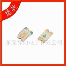 新款上市贴片式发光二极管0805白发蓝贴片LED灯珠质良价优