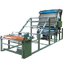 CH-2000AB型热熔粉点、胶水网带复合机
