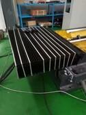 折叠式防尘风琴防护罩制作方法