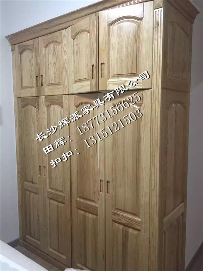 长沙实木家具厂家具定制诚信经营、全屋实木护墙板、推拉门定制促销