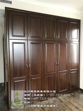 湖南长沙全屋家具定制酒柜电视柜实木家具定做服务质量