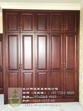 长沙实木定制家具工厂、实木浴柜、浴室门订做价格合理