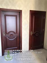 长沙实木定制家具原材料好、实木推拉门、房门定做优势很大