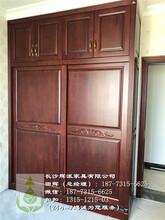 长沙全屋家具定制细节处理、实木博古架、橱柜定做批发厂家