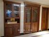 长沙中式整屋原木家具深受好评、原木酒柜、酒架订做批发厂家