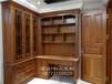 长沙全屋原木家具北美材料、原木门套线、鞋柜定做地址电话