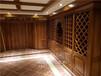 长沙全房定制原木家具工厂抽样、原木餐边柜、屏风订制A级材料