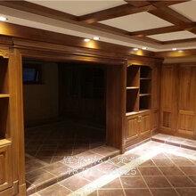 长沙定制实木家具厂家直销、实木衣帽间、橱柜定制打磨工艺