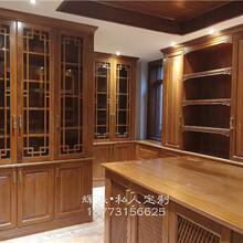 长沙中式整木实木家具、实木衣帽间、房门订制材料处理