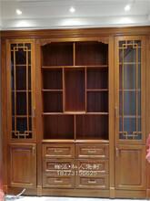 长沙定制整木实木家具、长沙实木衣柜、储物柜订做服务周到图片