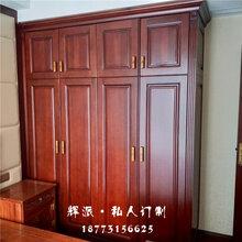 长沙欧式定做实木家具、实木子母门、鞋柜定做辉派人员